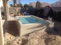 sedona fiberglass pool in moriches ny - Above Ground Fiberglass Swimming Pools